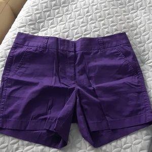 J Crew Chino Shorts